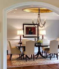 Standard Height Of Dining Room Table Gold Ceiling Dining Room Contemporary With Wood Floor Faux Leather