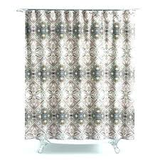 outdoor shower curtain outdoor shower curtain rod ring with curtains rings of curved travel trailer ides