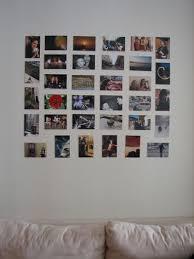 6x4 photo display idea walls