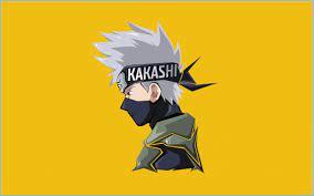 Kakashi Hatake Minimal HD Wallpapers ...