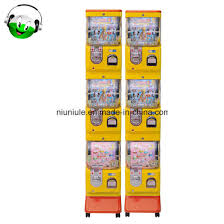 Vending Machine Businesses For Sale Custom China Three Layer Capsule Machine Vending Machine Business For Sale