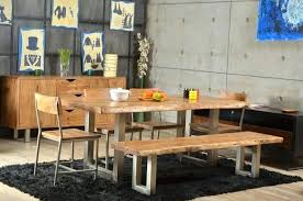 industrial kitchen table furniture. Perfect Table Industrial Table And Chairs Live Edge Single Slab Modern Rustic  Iron Base Dining Magnificent Throughout Industrial Kitchen Table Furniture