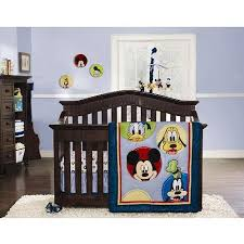 disney mickey mouse and friends crib