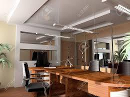 modern interior office stock. Interior Of Office. Modern Office Stock. Office, Exclusive Design Stock Photo T