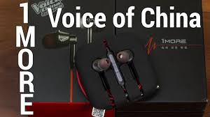 <b>1MORE</b> Voice Of China РАСПАКОВКА и предварительный обзор ...
