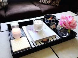 Serving Tray Decoration Ideas Decorative Serving Trays For Ottoman Like This Item Decorative 39
