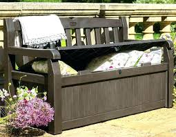 outdoor bench with cushion brilliant indoor storage benches storage benches with cushions awesome outdoor storage bench