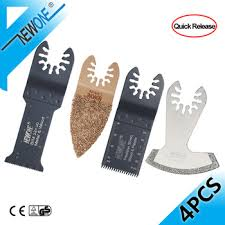 <b>NEWONE</b> Carbide Oscillating Multi Tool <b>Quick Release</b> Saw Blade ...