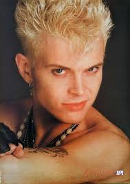 Billy Idol 80s Songs and Albums - SimplyEighties.com