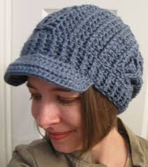 Crochet Newsboy Hat Pattern Unique Double Crochet Newsboy Hat Pattern