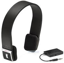 tv headphones. clearsounds clearblue wireless bluetooth tv headphones - click to enlarge tv smithgear