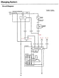 alternator wiring diagram honda alternator image civic alternator wiring diagram wiring diagram schematics on alternator wiring diagram honda