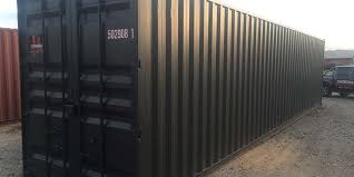 40ft Containers - Canberra Containers