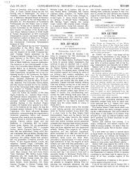 CONGRESSIONAL RECORD— Extensions of Remarks E1129 HON. JEFF MILLER HON. LEE  TERRY