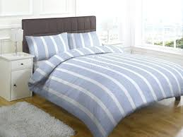 blue and white striped duvet sets blue printed striped duvet cover set blue and white striped