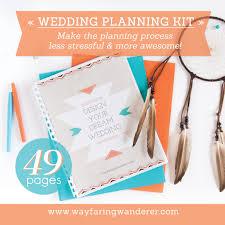 Blank Wedding Planning Checklist Wedding Planning Checklist Free Printable Wayfaring Wanderer Boone
