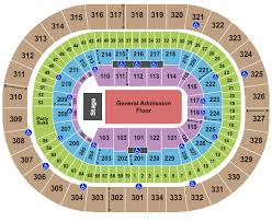 Moda Center At The Rose Quarter Seating Chart Portland