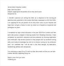 Sample Cover Letter For New Grad Nurse Nursing Cover Letter Template New Grad Nursing Cover Letter Template