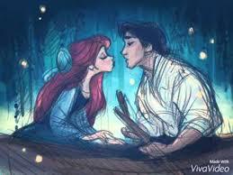 Small Picture La Sirenetta Ariel e Eric 1 The Little Mermaid YouTube