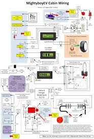 wiring diagram cabin