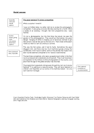 Tips For Writing An Essay Cae Writing Models And Tips