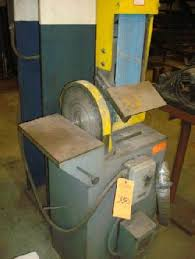 kalamazoo belt grinder. 6inch width kalamazoo disc \u0026 belt belt grinder
