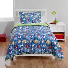 Superhero Bed Sheets #2355