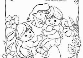 Jesus Loves Me Coloring Page Printable Jesus Loves Me Coloring Page