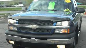 2004 CHEVROLET Silverado LS, Extended cab 4dr, Z71, clean!!! - YouTube