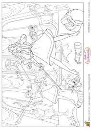 Coloriage Barbie 3mousquetaires Bataille Sur Hugolescargot Com