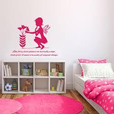 magical fairy wall decal