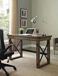 nautical office furniture. Dorel Home Furnishings Wildwood Rustic Gray Desk Nautical Office Furniture