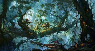 Fantasy Forest Wallpapers - Top Free ...