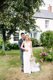 A Belle And Bunty Gown For A Relaxed And Rustic Somerset Farm