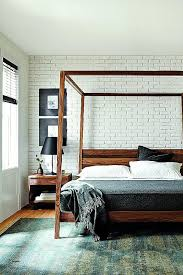 brick bedroom furniture. White Brick Wallpaper Bedroom Inspirational Black Chairs Unique Furniture Bed Drapes Fresh Washed N