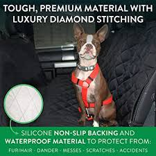 plush paws products hammock car seat