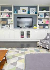 ikea how to create a built in out of ikea cabinets and shelves