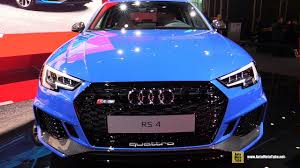 2018 audi rs4 avant. contemporary rs4 2018 audi rs4 avant  exterior and interior walkaround debut at 2017  frankfurt auto show and audi rs4 avant
