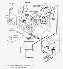 Club car battery wiring diagram club car 48 volt battery wiring