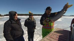 Tradition of fishing provides future for youth, Garden Hill man says | CBC  News