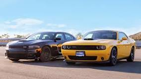 Image result for difference between charger and challenger