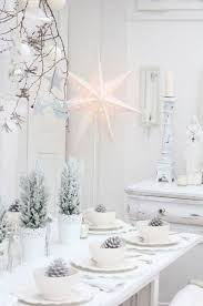 More White Christmas Inspiration | Skimbaco Lifestyle | online ... White  Christmas DecorationsChristmas Table ...