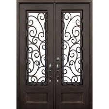 front door handles home depotRightHandOutswing  Double Door  Front Doors  Exterior Doors
