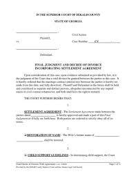 Louisiana Divorce Forms Resume Examples Nj Filing Instructions Nayvii