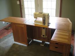 Sylvia Sewing Cabinets Sewing Machine Cabinets With Lift Roselawnlutheran