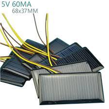 aoshike solar panels solar battery power solars charging solar diy rechargeable batteries 5v 60ma 68x37mm purchase solar panels residential solar panel kits