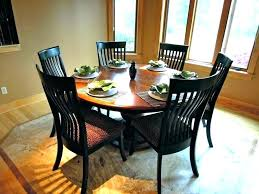 60 inch round table seats how many inch kitchen table inch dining table inch round table