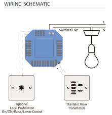 rako wireless rdt pill 250 watt in wall light dimmer rako rdtpill wiring diagrams and installation of