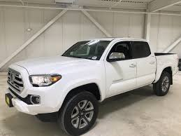 New 2019 Toyota Tacoma Limited Double Cab 5 Bed V6 At Natl