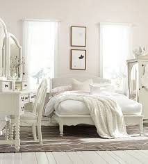 all white kids bedroom set